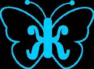 zivot je lep leptir logo