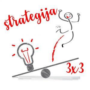 strategija 3x3